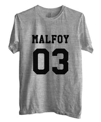Malfoy 03 on front Harry Potter Unisex Men T-shirt - Meh. Geek - 3