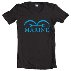Marine Women T-shirt - Meh. Geek