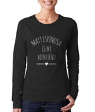 Matt Espinosa Is My Boyfriend LOVE Long sleeve T-shirt for Women - Meh. Geek