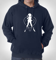 Sailor Mercury Logo Sailor Moon Unisex Pullover Hoodie