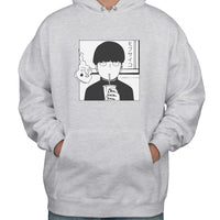 Mob And Dimple Unisex Pullover Hoodie Adult