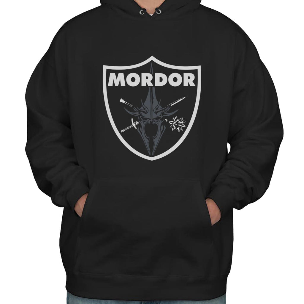 Mordor Bandage Lord Of The Rings Unisex Pullover Hoodie