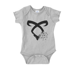 The Mortal Instrument Symbol | The Shadowhunters | Baby Onesies - Meh. Geek - 3