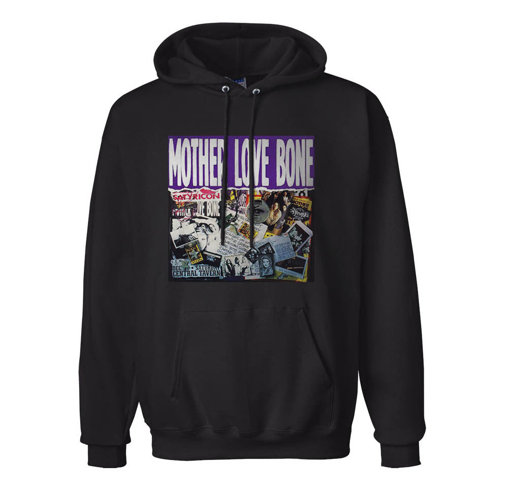 Mother Love Bone Unisex Pullover Hoodie PA