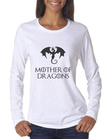 Mother Of Dragons Khaleesi Long sleeve T-shirt for Women