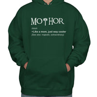 Mothor Definition Unisex Pullover Hoodie Adult