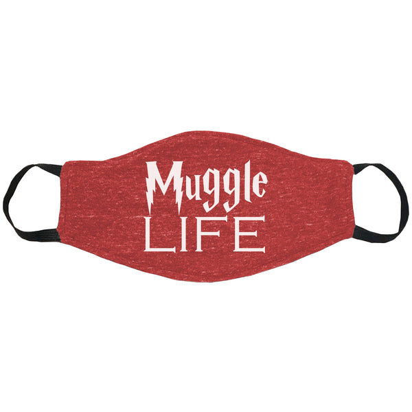 Muggle Life Face Mask