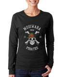 Mugiwara Pirates One Piece Long sleeve T-shirt for Women
