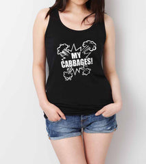 My Cabbages Women Tank Top
