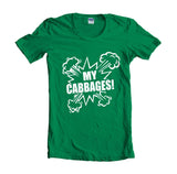 My Cabbages Avatar Women T-shirt - Meh. Geek