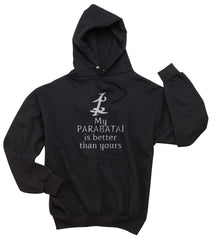 My Parabatai is better than yours Shadowhunters Unisex Pullover Hoodie - Meh. Geek - 4