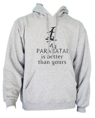 My Parabatai is better than yours Shadowhunters Unisex Pullover Hoodie - Meh. Geek - 5