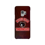 Mystic Falls Timberwolves Art Tvd Samsung Galaxy Snap or Tough Case