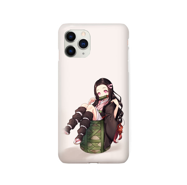Nezuko Kamado 2 Demon Slayer iPhone Snap or Tough Case