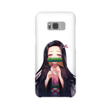 Nezuko Kamado 1 Demon Slayer Samsung Galaxy Snap or Tough Case