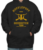Hufflepuff SEEKER Quidditch Team Unisex Pullover Hoodie PA old