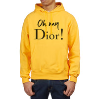 Oh My Dior Unisex Pullover Hoodie