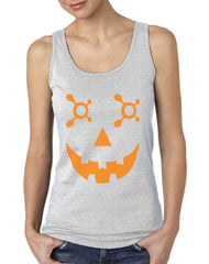 Jack O Lantern OTF Orange Women Tank top