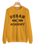 Ouran Host Club Academy Unisex Crewneck Sweatshirt Adult