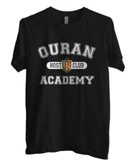 Ouran Host Club Academy Manga Anime Men T-shirt