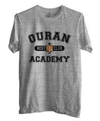 Ouran Host Club Academy Manga Anime Unisex Men T-shirt - Meh. Geek - 3