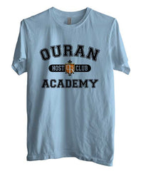 Ouran Host Club Academy Manga Anime Unisex Men T-shirt - Meh. Geek - 1
