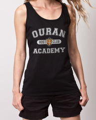 Ouran Host Club House Manga Anime Women Tank top