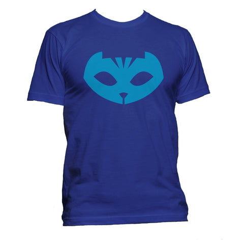 PJ Mask Catboy Blue Men T-shirt / Tee