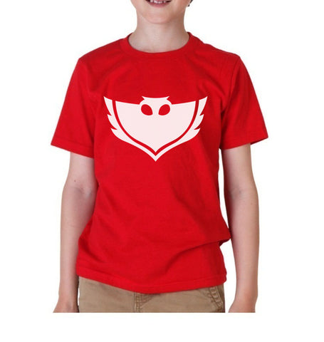 PJ Mask Owlette Kid / Youth T-shirt tee