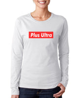 Plus Ultra Box Women Long sleeve T-shirt Tee