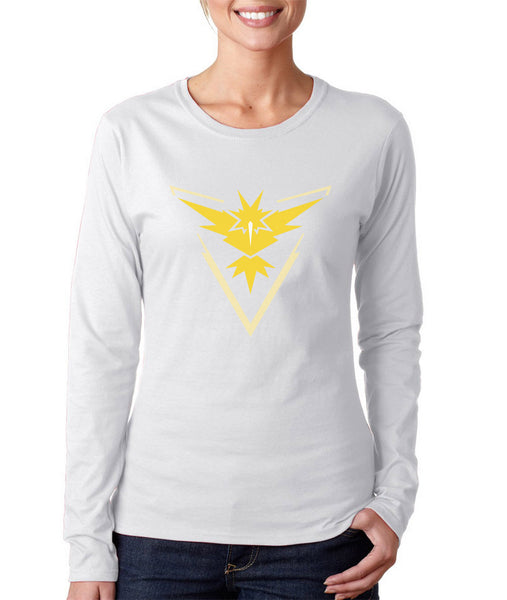 Pokemon Go INSTINCT Long sleeve T-shirt for Women