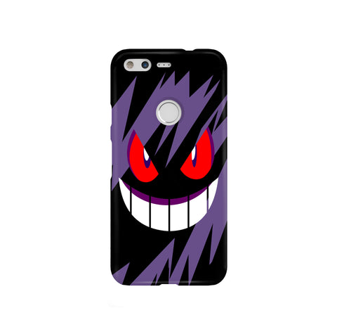 Pokemon Gengar LG and Google Pixel Snap or Tough Phone Case