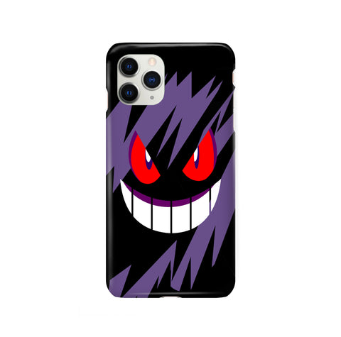 Pokemon Gengar iPhone Snap or Tough Case