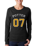 Potter 07 Harry potter Long sleeve T-shirt for Women