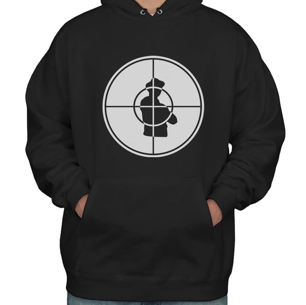 Public Enemy Logo Unisex Pullover Hoodie PA