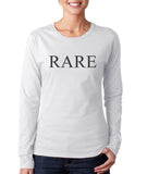 Rare Long sleeve T-shirt for Women