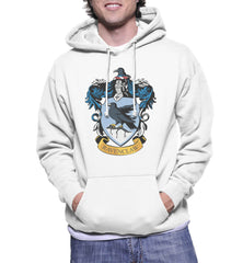 Ravenclaw #1 Crest Unisex Pullover Hoodie PA Crest