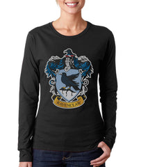 Ravenclaw Crest #1 Long sleeve T-shirt for Women PA crest