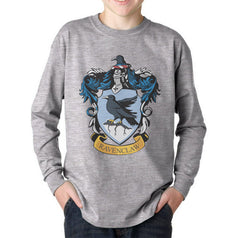 Ravenclaw Crest #1 Kid / Youth Long Sleeves T-shirt tee PA Crest
