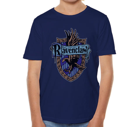 Ravenclaw Crest #2 Kid / Youth T-shirt tee PA Crest