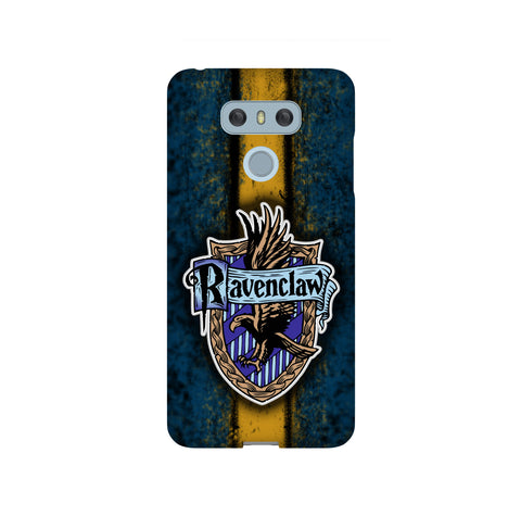 Ravenclaw 2 Crest iPhone, Samsung Galaxy, Google Pixel, LG Snap or Tough Phone Case
