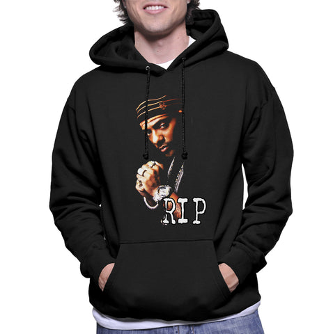 RIP Prodigy of Mobb Deep #1 Unisex Pullover Hoodie