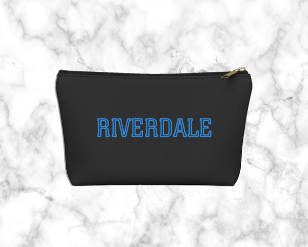 Riverdale Blue Accessory Stuff Carryall Pouch