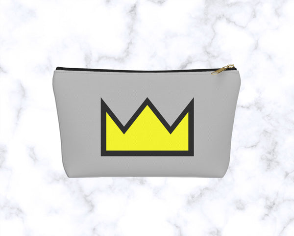 Riverdale Crown Accessory Stuff Carryall Pouch