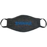 Riverdale Blue Face Mask