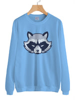 Rocket Raccoon Unisex Crewneck Sweatshirt (Adult)