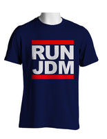 Run JDM Men T-shirt / Tee