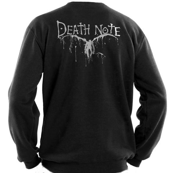 Ryuk Death Note Manga Anime Crewneck Sweatshirt - Meh. Geek