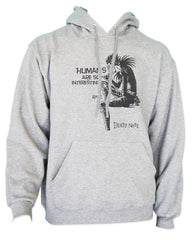 Ryuk Sit Death Note Shinigami Light Unisex Pullover Hoodie - Meh. Geek