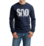 SAO Sword Art Online Men Long Sleeve T-shirt / Tee